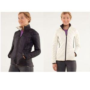 Lululemon Run: Turn Around Jacket size 4